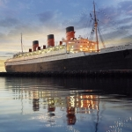 THE QUEEN MARY 3 Stelle