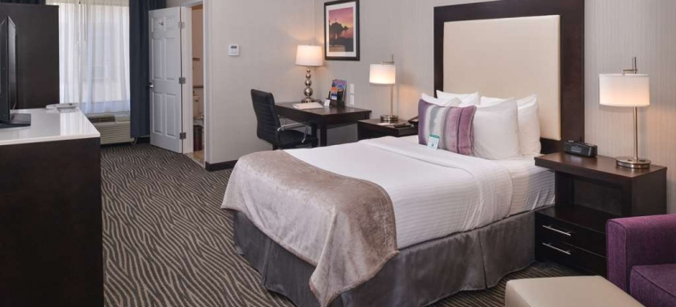 Best Western Plus Hotel At The Convention Center: Gastzimmer Blick LOS ANGELES (CA)