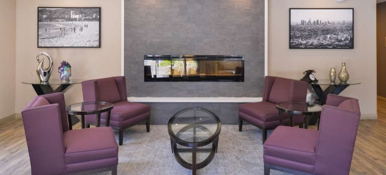 Best Western Plus Hotel At The Convention Center: Lobby LOS ANGELES (CA)
