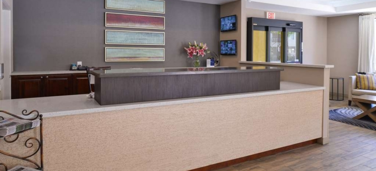 Best Western Plus Hotel At The Convention Center: Reception LOS ANGELES (CA)