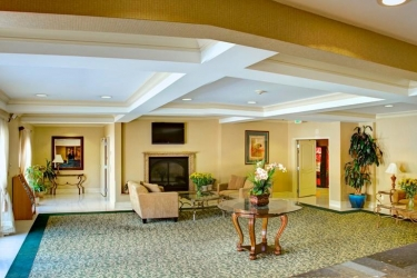 Hotel Best Western Plus Media Center Inn & Suites: Lobby LOS ANGELES (CA)