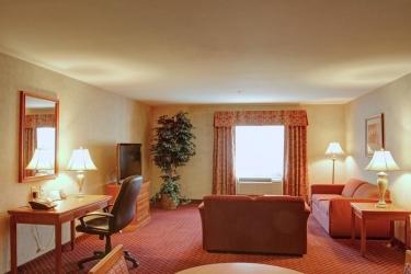 Hotel Best Western Plus Media Center Inn & Suites: Stanza degli ospiti LOS ANGELES (CA)