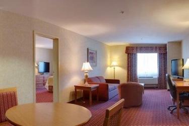 Hotel Best Western Plus Media Center Inn & Suites: Suite LOS ANGELES (CA)