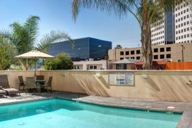 Hotel Best Western Plus Media Center Inn & Suites: Swimming Pool LOS ANGELES (CA)