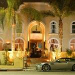 Hotel Crescent Beverly Hills