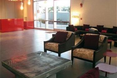 Custom Hotel: Lobby LOS ANGELES INTL APT (CA)