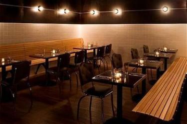 Custom Hotel: Restaurant LOS ANGELES INTL APT (CA)