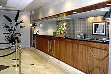 Hotel Holiday Inn (Day Room): Lobby LOS ANGELES INTL APT (CA)