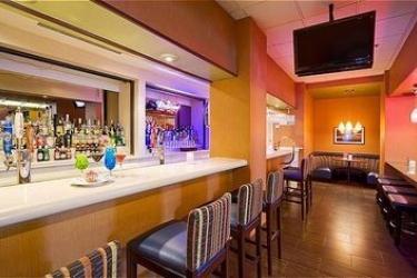 Hotel Holiday Inn (Day Room): Lounge Bar LOS ANGELES INTL APT (CA)