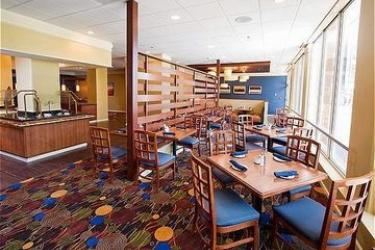 Hotel Holiday Inn (Day Room): Restaurant LOS ANGELES INTL APT (CA)
