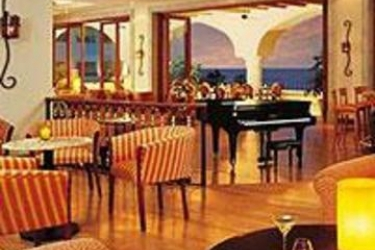 Hotel Hilton Los Cabos Beach & Golf Resort: Bar LOS CABOS