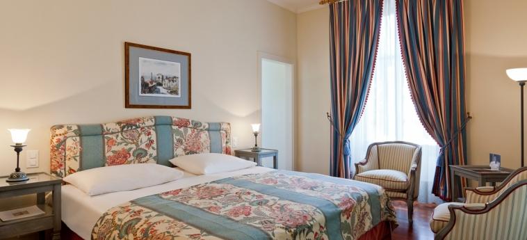 Hotel Angleterre & Residence: Habitaciòn Executive LOSANNA