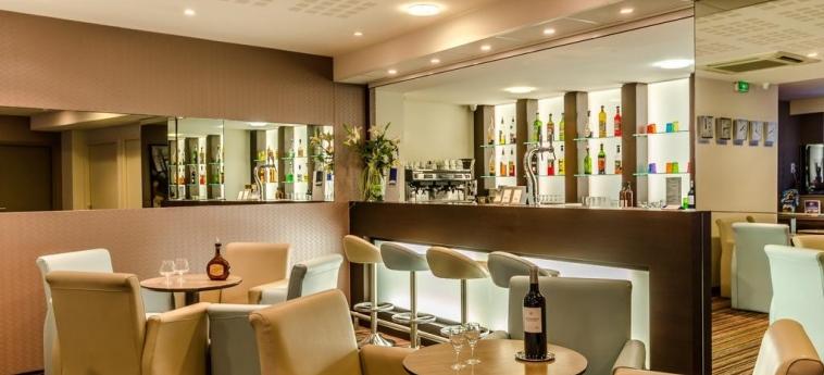 Hotel Helgon: Bar LOURDES