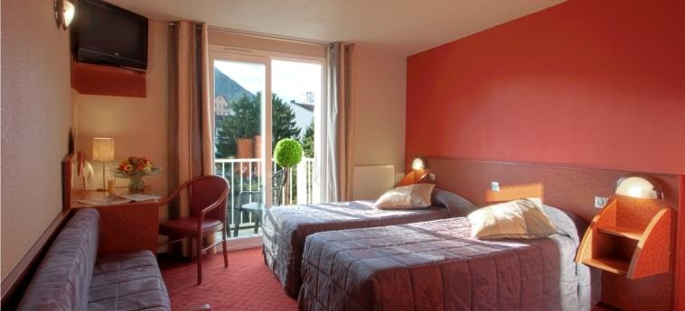 Hotel La Solitude: Chambre jumeau LOURDES