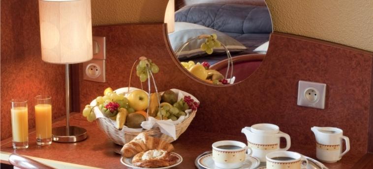Hotel La Solitude: Detail LOURDES