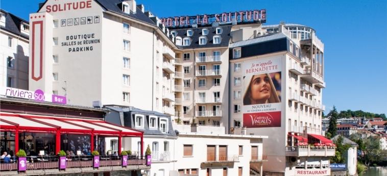 Hotel La Solitude: Exterieur LOURDES