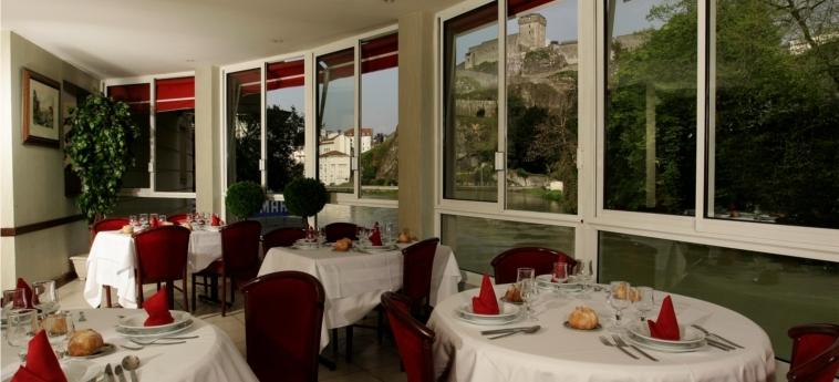 Hotel La Solitude: Restaurant LOURDES