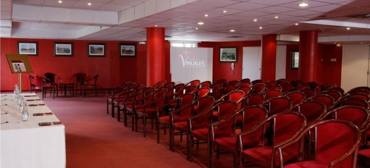 Hotel La Solitude: Salle de Conférences LOURDES