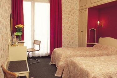 Hotel Roissy: Habitación LOURDES