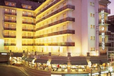 Hotel Roissy: Extérieur LOURDES