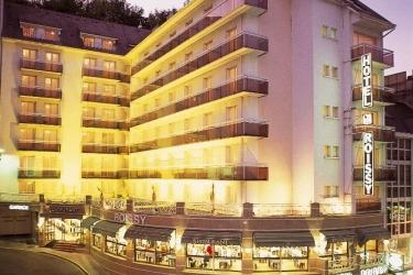Hotel Roissy: Exterieur LOURDES