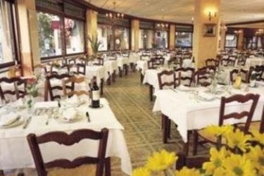 Hotel Roissy: Ristorante LOURDES