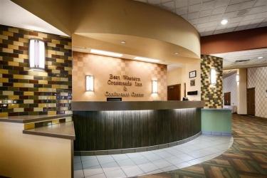 Hotel Best Western Crossroads Inn & Confe: Lobby LOVELAND (CO)