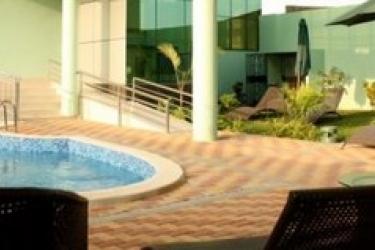 Hotel Horizonte Novo: Swimming Pool LUANDA