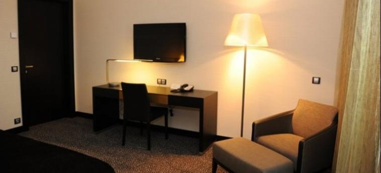 Hotel Epic Sana Luanda: Dettagli Strutturali LUANDA
