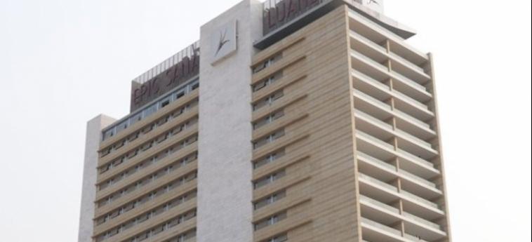 Hotel Epic Sana Luanda: Exterior LUANDA