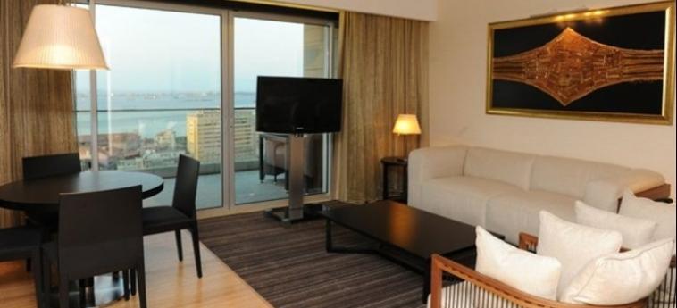 Hotel Epic Sana Luanda: Living Room LUANDA