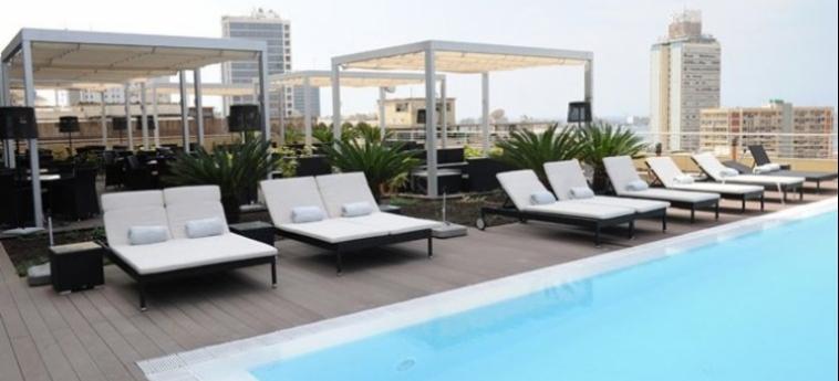 Hotel Epic Sana Luanda: Piscina Exterior LUANDA