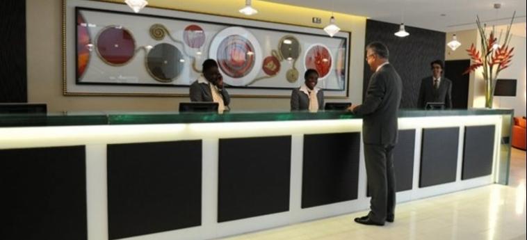Hotel Epic Sana Luanda: Reception LUANDA