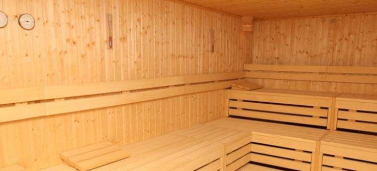 Hotel Epic Sana Luanda: Sauna LUANDA