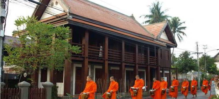 Ancient Luang Prabang Hotel Banphongheuang: Exterior LUANG PRABANG