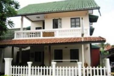 Malida Guesthouse: Außen LUANG PRABANG