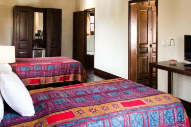 Hotel Villa Maydou: Habitación de huéspedes LUANG PRABANG