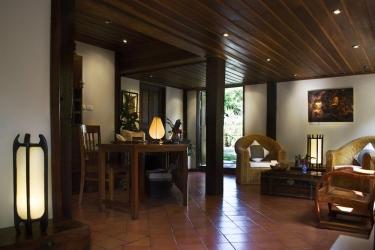 Hotel Villa Maydou: Lobby LUANG PRABANG