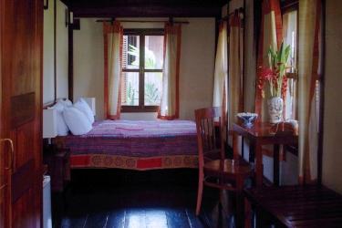 Hotel Villa Maydou: Chanbre LUANG PRABANG