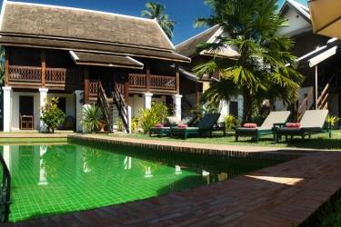 Hotel Villa Maydou: Photo descriptive LUANG PRABANG