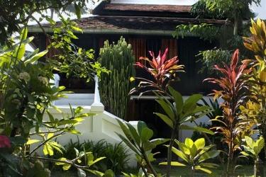 Hotel Villa Maydou: Außen LUANG PRABANG