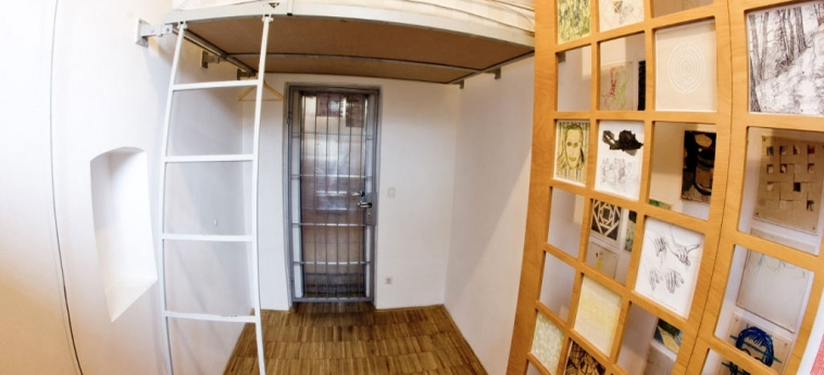 Hostel Celica: Habitación de huéspedes LUBIANA