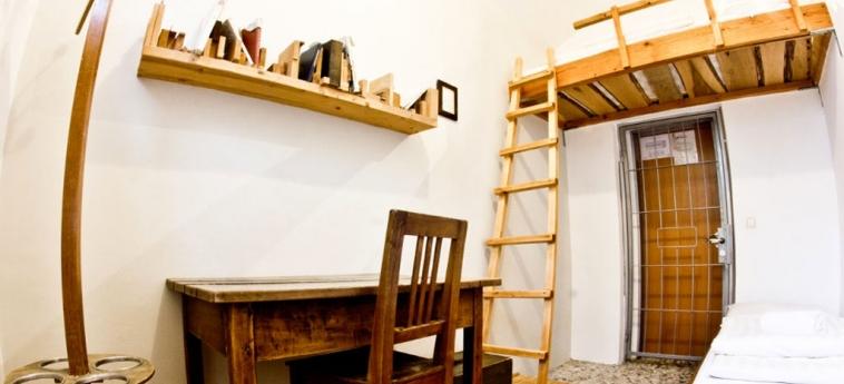 Hostel Celica: Habitación Singula LUBIANA