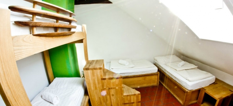 Hostel Celica: Habitaciòn LUBIANA