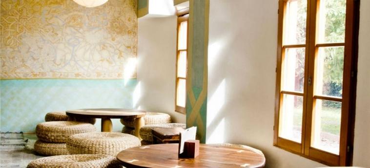 Hostel Celica: Lobby LUBIANA