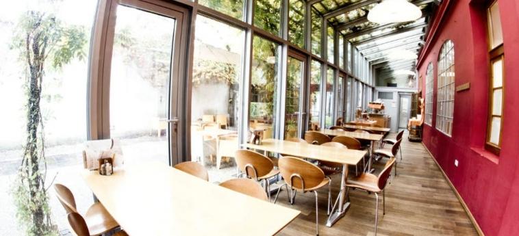 Hostel Celica: Restaurante LUBIANA