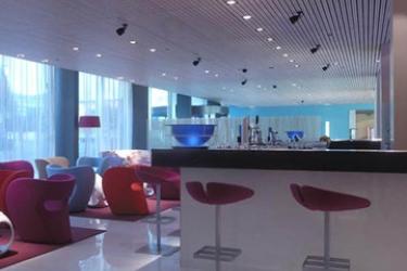 Hotel Radisson Blu Lucerne: Bar LUCERNA