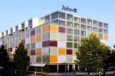Hotel Radisson Blu Lucerne: Esterno LUCERNA