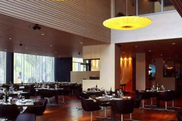 Hotel Radisson Blu Lucerne: Ristorante LUCERNA