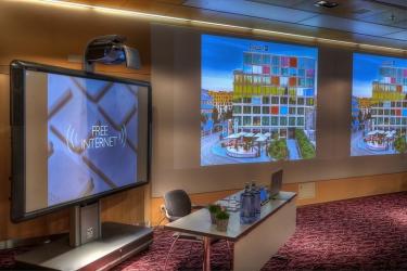 Hotel Radisson Blu Lucerne: Sala Conferenze LUCERNA